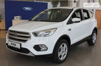Ford Kuga New 1.5D MT (120 л.с.) Trend+ 2018