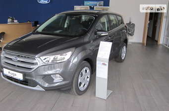 Ford Kuga New 1.5D AT (120 л.с.) Trend 2018