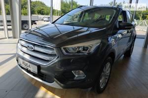 Ford Kuga 2.0D AT (180 л.с.) 4WD Titanium 2019