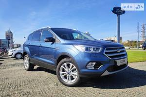 Ford Kuga New 2.0D AT (180 л.с.) 4WD Lux 2019
