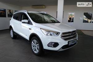 Ford Kuga New 2.0D AT (150 л.с.) 4WD Titanium 2019