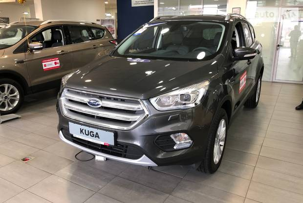 Ford Kuga Lux