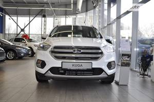 Ford Kuga New 2.0D AT (150 л.с.) 4WD Titanium 2019