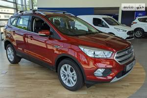 Ford Kuga New 1.5D AT (120 л.с.) Titanium 2019