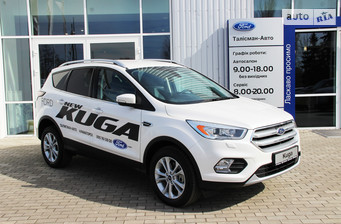 Ford Kuga New 2.0 MT (150 л.с.) 2WD Trend 2016