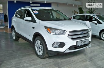 Ford Kuga New 2.0D МT (150 л.с.) 4WD Business 2017