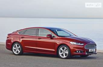 Ford Mondeo New 2.0D AT (180 л.с.) Lux 2017