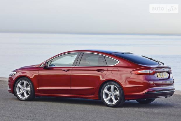 Ford Mondeo Lux