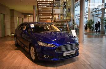 Ford Mondeo New 1.5 Ecoboost AT (160 л.с.) Trend 2017