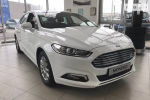Ford Mondeo New 2.0D AT (150 л.с.) Business 2018