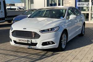 Ford Mondeo New 2.0D AT (180 л.с.) Lux 2018