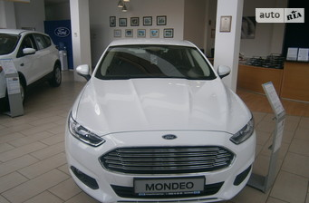 Ford Mondeo New 1.6D MT (115 л.с.) Trend 2016