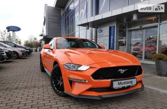 Ford Mustang GT 5.0 AT (460 л.с.) 2021