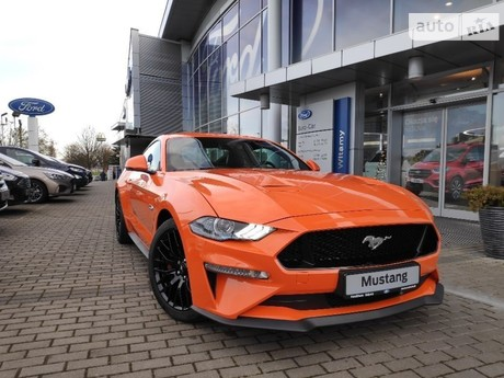 Ford Mustang GT 2021