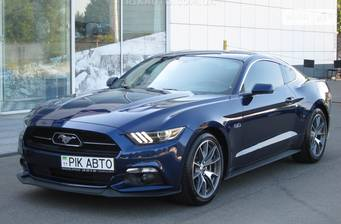 Ford Mustang 2.3i AT (310 л.с.) 2018