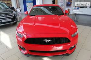 Ford Mustang 2.3 Ecoboost turbo АТ (314 л.с.) RWD EcoBoost 2017