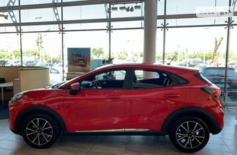 Ford Puma 2021 Titanium