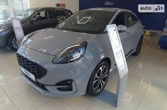 Ford Puma 1.0 EcoBoost AT (125 л.с.) 2020