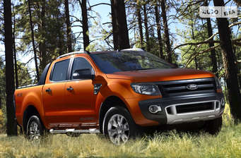 Ford Ranger 3.2D АТ (200 л.с.) DoubleCab AWD Wildtrack 2017