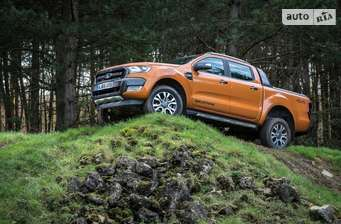 Ford Ranger 2.2D АТ (160 л.с.) 4WD (Двойная кабина) Limited Black Edition 2017