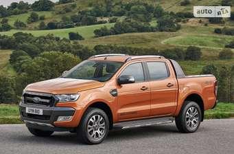 Ford Ranger 2.2D АТ (160 л.с.) 4WD (Двойная кабина) Limited 2017