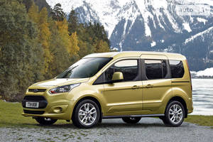 Ford Tourneo Connect пасс. 1.5D AT (100 л.с.) L1 Trend  2019