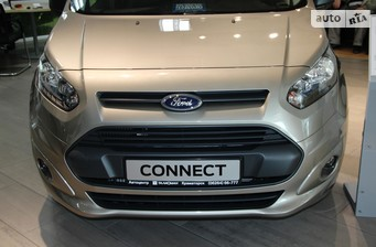 Ford Tourneo Connect пасс. 1.6D MT (115 л.с.) (7s) LWB Trend  2017