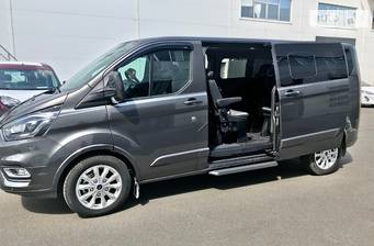 Ford Tourneo Custom 2.0 TDI AT F320 (185 л.с.) L2H1 2021
