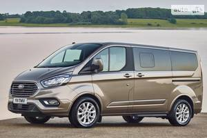 Ford Tourneo Custom Trend