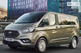 Ford Tourneo Custom Trend 2019