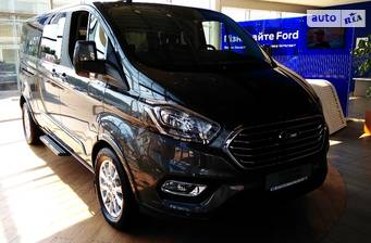 Ford Tourneo Custom 2.0 TDI AT F320 (185 л.с.) L2H1 2020