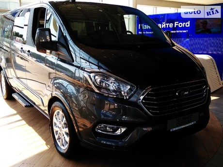 Ford Tourneo Custom 2021