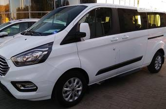 Ford Tourneo Custom 2021 Trend