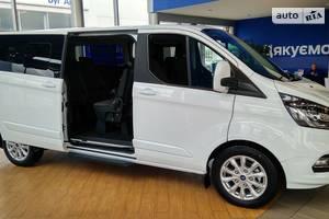 Ford Tourneo Custom 2.0 TDI MT F320 (185 л.с.) L2H1 Titanium 2019