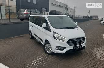 Ford Tourneo Custom 2.0 TDI MT F320 (130 л.с.) L2H1 2020