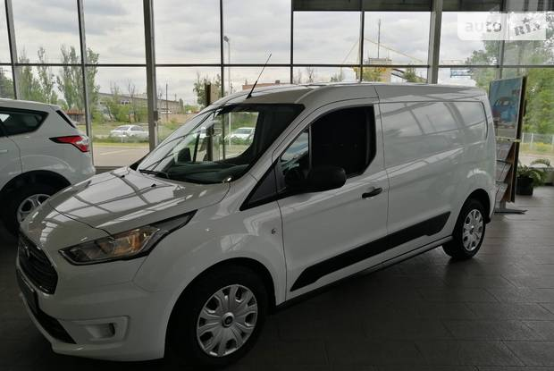 Ford Transit Connect груз. Individual