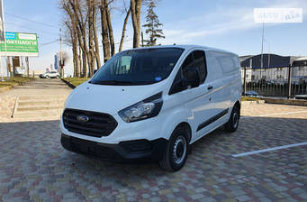 Ford Transit Custom F300 2.0D MT (130 л.с.) L1H1  2021