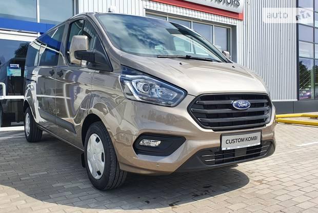Ford Transit Custom Trend