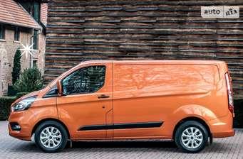 Ford Transit Custom Amb Plus 2018