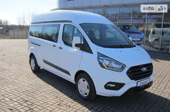 Ford Transit Custom Trend 2018
