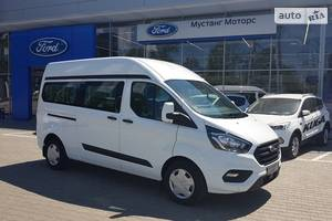 Ford Transit Custom F320 2.0D MT (130 л.с.) L2H2 Trend 2018