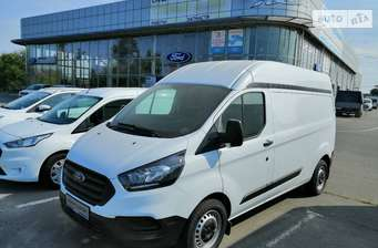 Ford Transit Custom Amb Plus 2018