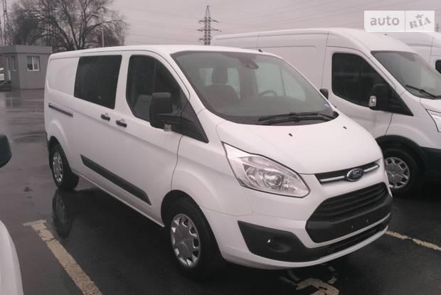 Ford Transit Custom Individual