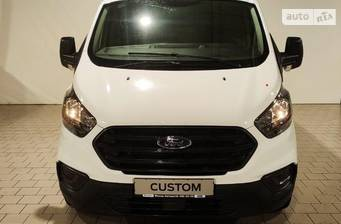 Ford Transit Custom 2018 Amb Plus