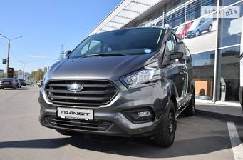 Ford Transit Custom F340 2.0D MT (130 л.с.) L2H1 2020