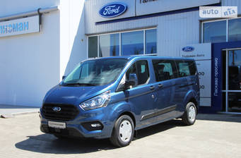 Ford Transit Custom 2020 Trend