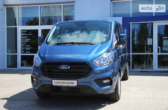 Ford Transit Custom 2021 Trend