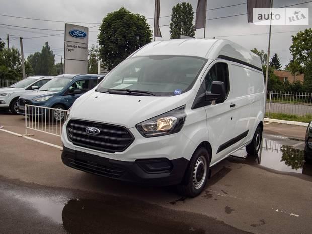 Ford Transit Custom Amb Plus