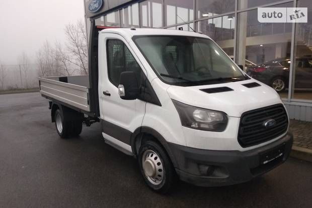 Ford Transit груз. Individual