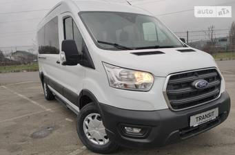 Ford Transit пасс. Minibus R410 L3H2 (130 л.с.) 2020